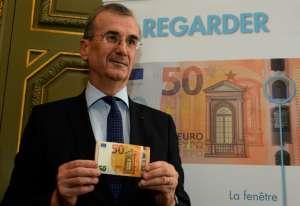 Francois Villeroy de Galhau z EBC