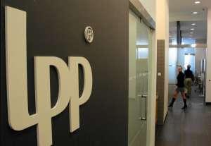 Notowania akcji LPP