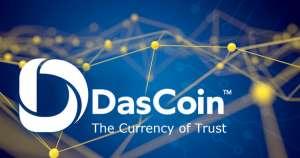 logotyp dascoina na tle połączeń