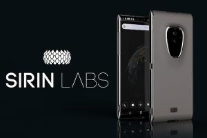 smartfon sirin labs blockchainowe telefony