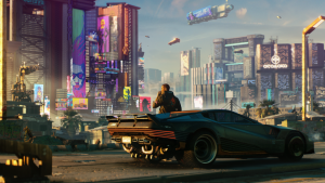 CD Projekt i WIG-Games z najsilniejszym spadkiem od 2 miesięcy