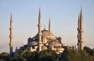 świątynia w tureckim Stambule
