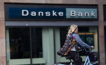 Witryna oddziału Danske Bank
