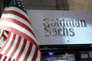 Logo Goldman Sachs