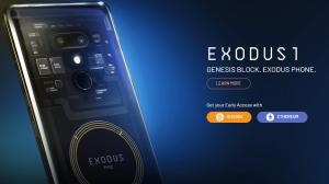 HTC zaprezentował blockchainowy smartfon. Kupisz go tylko za BTC i ETH