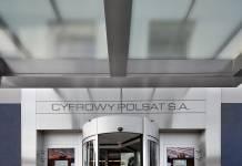 Gmach siedziby Cyfrowego Polsatu