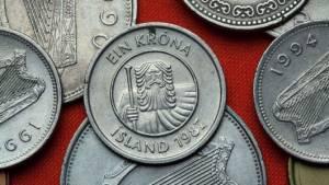 moneta Islandii