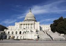 Capital Hilll, budynek amerykańskiego Kongresu