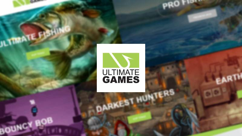 Logo Ultimate Games