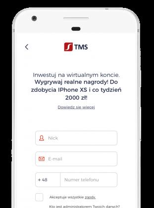 Aplikacja mobilna TMS