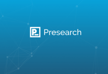 Presearch logo
