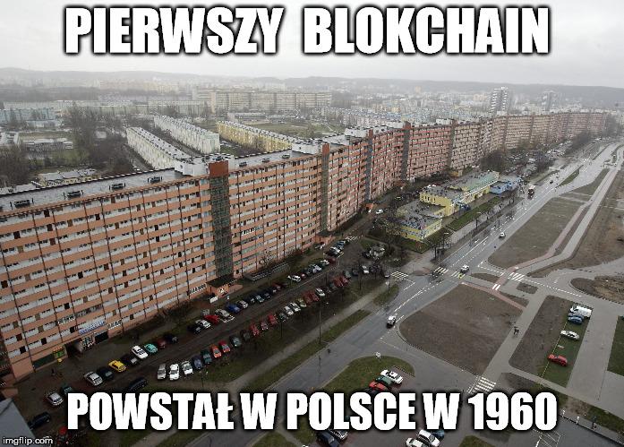 polski blok chain