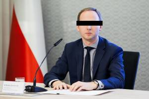 Były prezes KNF, Marek Chrzanowski