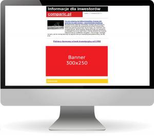 Reklama comparic.pl Newsletter
