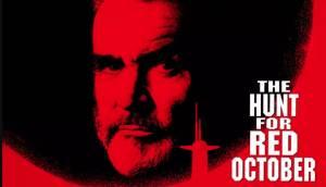 czerwony październik