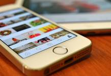 Telefon iPhone od Apple