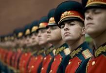 kompania reprezentacyjna armii rosyjskiej