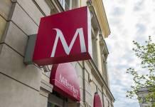 logo banku Millenium