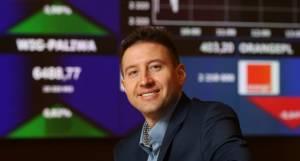 Albert Rokicki na GPW
