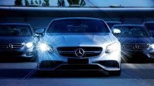 Samochody Mercedesa