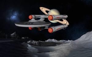 star trek statek kosmiczny