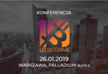 kogo konferencji 10 lat Bitcoina