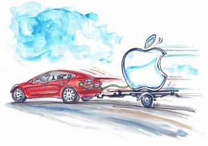 Apple kupuje Teslę