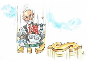 Premier Corbyn doprowadza do parytetu GBP/USD
