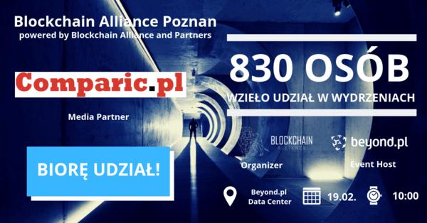 Blockchain Alliance Poznan Comparic
