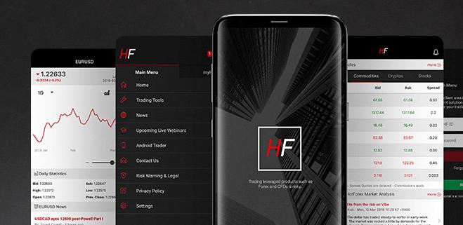 Hf group forex