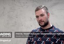 Szymon Machalica w rozmowie z byłym pracownikiem Fraktal Trader