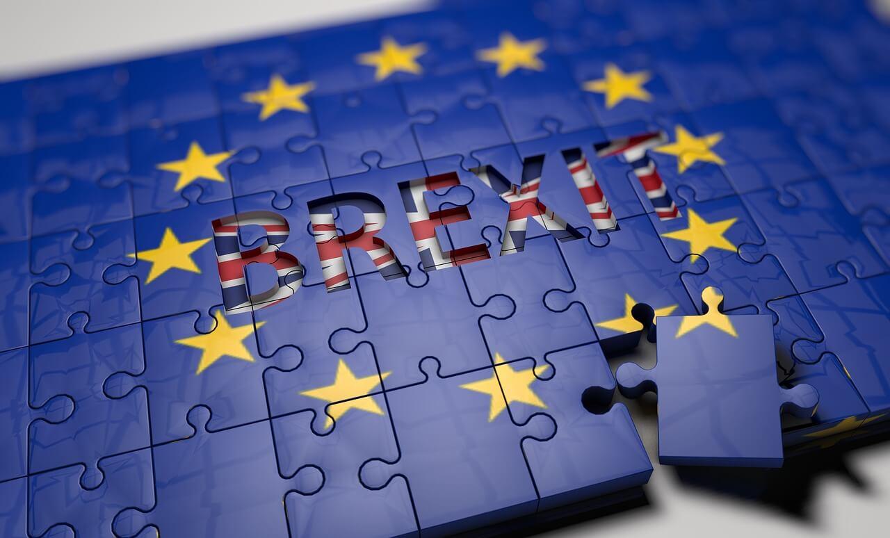 Puzzle UE UK Unia GBP Brexit EUR