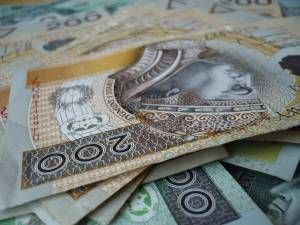 Kurs złotego (PLN) w spokojnej konsolidacji po piątkowej zwyżce