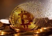 Bitcoin w rozsypce