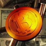 Bitcoin BTC a pod nim dolary i amunicja