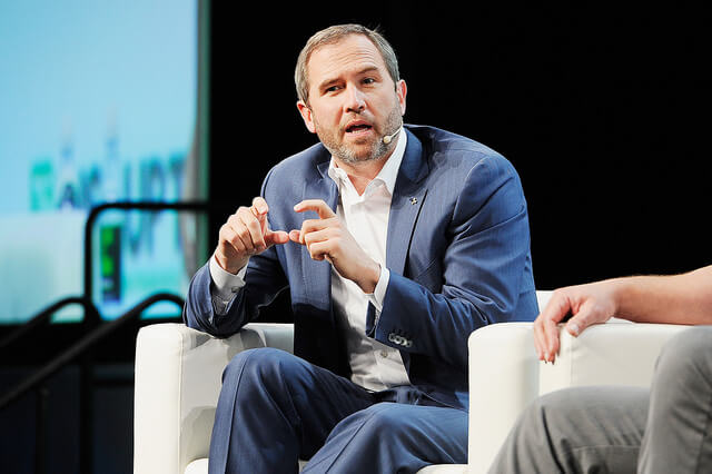 CEO Ripple, Brad Garlinghouse