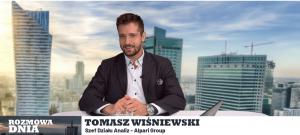 Tomasz Wiśniewski prezesem Axiory Intelligence