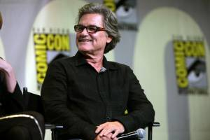 kurt russell na comicon