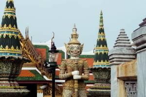 świątynia w tajlandii