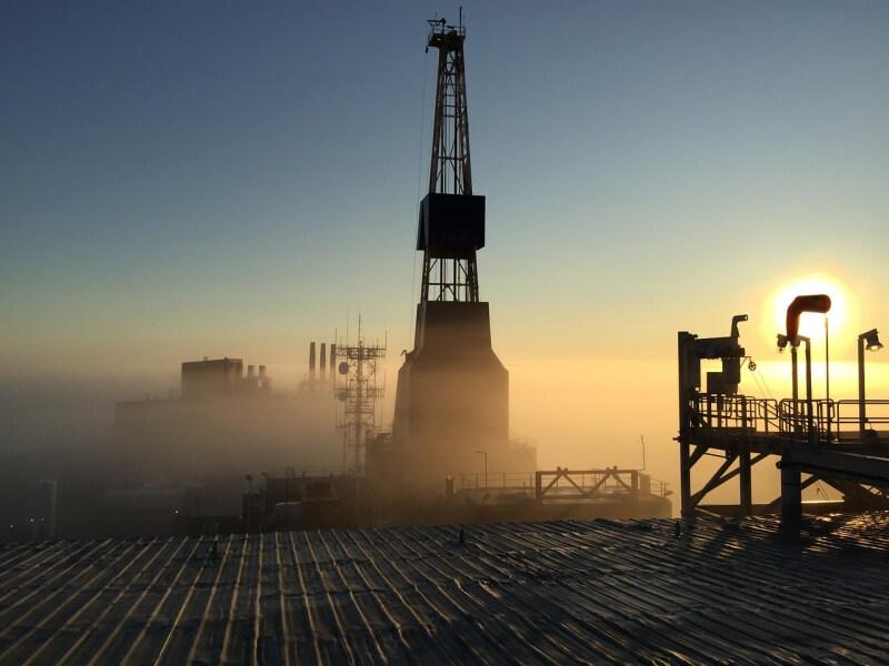 Szyb wydobywczy ropy naftowej
