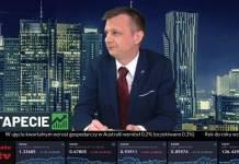Kamil Jaros na antenie Comparic24.tv
