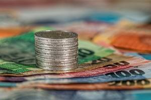 Monety i banknoty euro