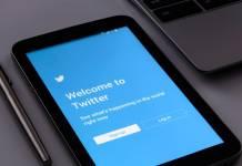 twitter na smartfonie