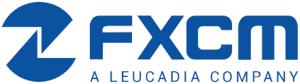 Logo brokera FXCM