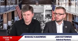 Today in USA- z Boguszem Kasowskim i Janem Kotowskim - 30.04.2019 r.