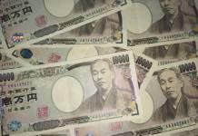Kurs dolara do jena USDJPY