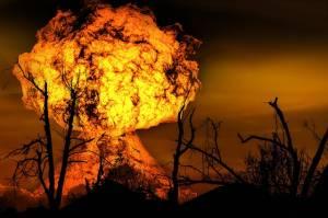 rozłam, rozpad, eksplozja