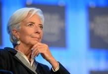 Christine Lagarde, szefowa MFW