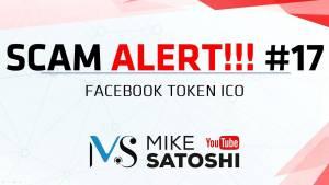Facebook Token ICO scam