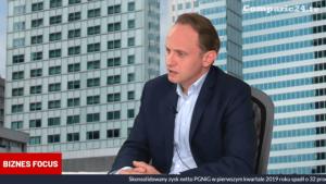 Adam Narczewski, dyrektor zarządzający Noble Securities